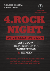 Rock Night Flyer groß-001